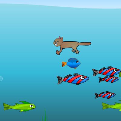 Гра Ловець Рибок