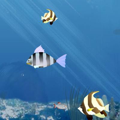 Гра Рибки: Голодна Піранья