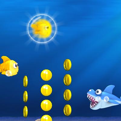 Гра Плаваюча Рибка