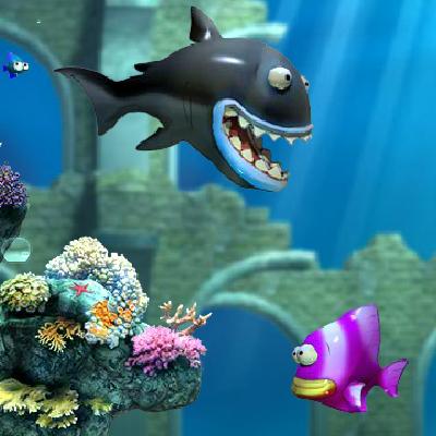 Гра Риб'ячі Історії 2: Іспит з Виживання