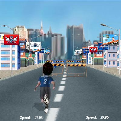 Гра Сабвей Серф: Божевільний Біг з Перешкодами