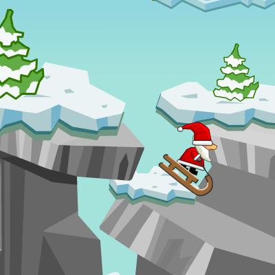 Гра Санта Клаус: Малювання Снігом