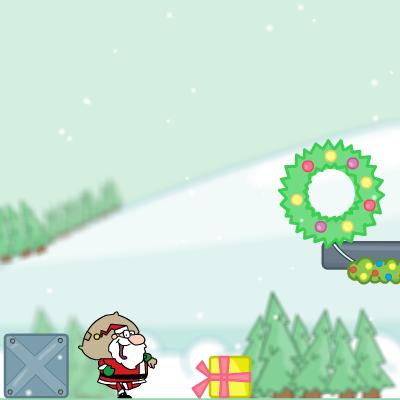 Гра Санта Клаус: Подарунки на Різдво