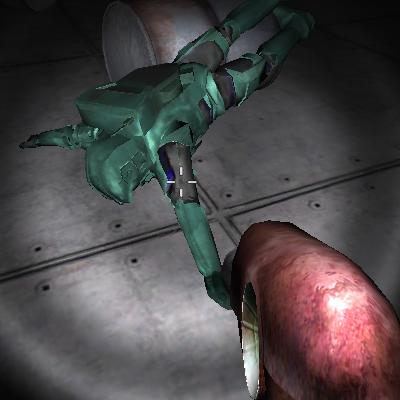 Гра Слендермен: Темрява Космосу