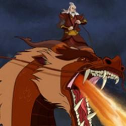 Гра Аватар Зуко: Політ на Драконі