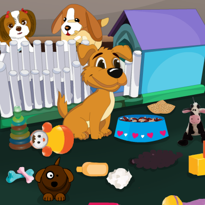 Гра Собаки: Прибирання Майданчика