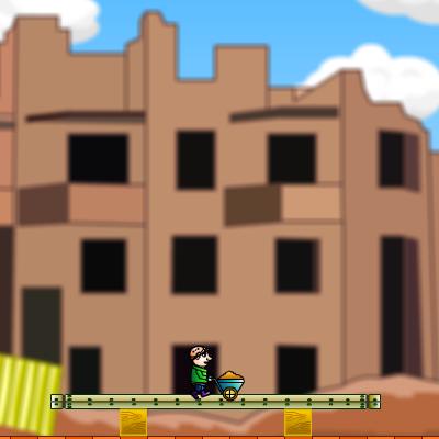 Гра Будівництво з Перешкодами: Успішний Будівельник