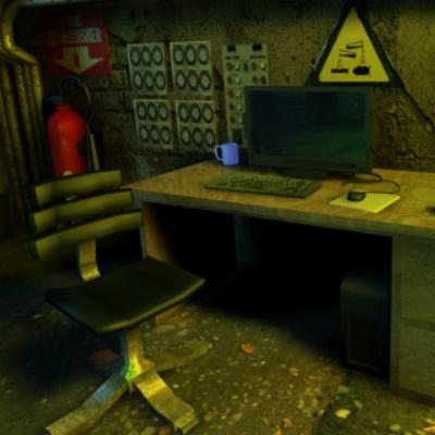 Гра Таємниця Загадкової Лабораторії