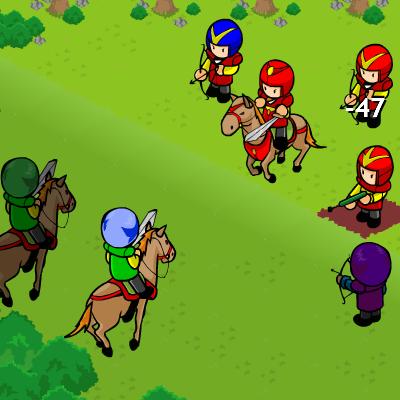Тактична Гра: Оборона Трьох Королівств
