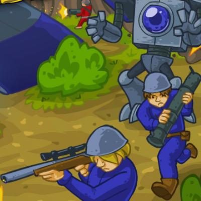 Тактична Гра: Втрачений Плацдарм
