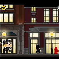 Гра Бетмен тікає від поліції