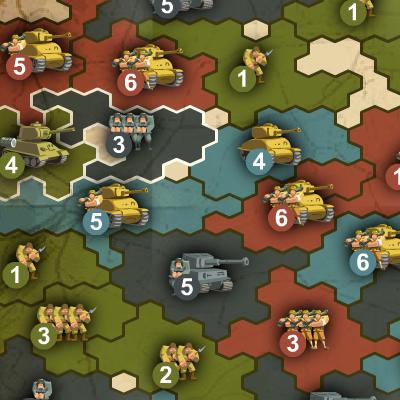 Тактична Гра: Світова Війна