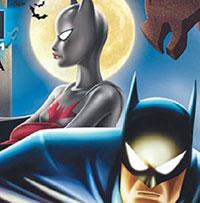 Гра Таємничі історії дівчат Бетмена