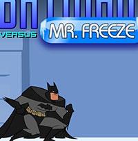 Гра Бетмен проти містера Фріза