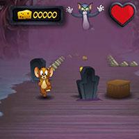 Гра Том і Джеррі 2 : Біганина по болоту!!
