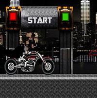 Гра Бетмен Готем сіті: на мотоциклі по нічному місту