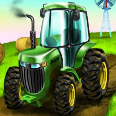 Гра Парковка на Тракторі