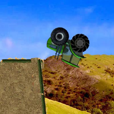 Гра Водіння Супер Трактора