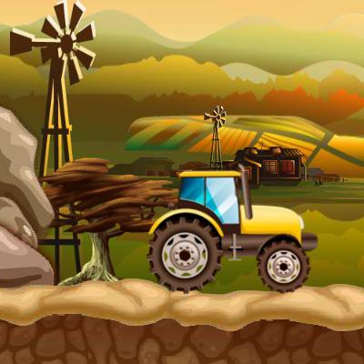 Гра Маленький Трактор