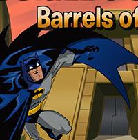 Онлайн гра Бетмен - Врятуй друзів від горили