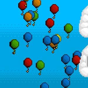 Гра на Спритність: Повітряна Кулька з Мотузкою