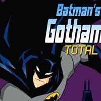 Онлайн гра Бетмен - Вибухова ніч