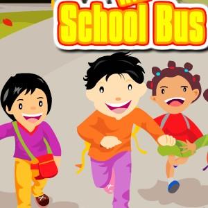 Гра Шкільний Автобус: Знайди Відмінності