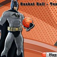 Онлайн гра Бетмен - Баскетбол