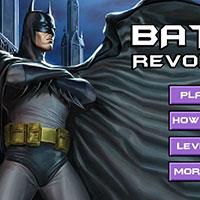 Онлайн гра Бетмен - Лабіринт з прибульцями