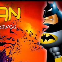Онлайн гра Бетмен - Небезпечний підйом по котушкам