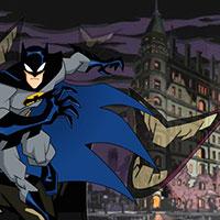 Онлайн гра Бетмен - Таємничий лабіринт