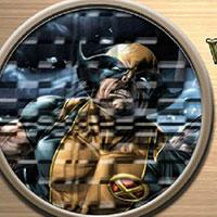 Гра Люди Ікс - Росомаха: круговий ребус