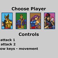 Гра Люди Ікс - Marvel проти DC