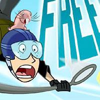 Гра Кім 5 з плюсом: Вільне падіння