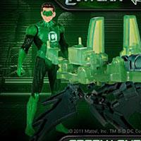 Гра Класний Зелений Ліхтар в космосі - міжгалактичні війни онлайн!
