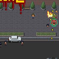 Гра Класне Зомбі Зараження: грай онлайн безкоштовно!