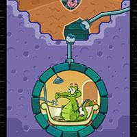 Гра Крокодильчик Свомпі 2