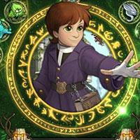 Гра Пошук предметів: Школа магів!