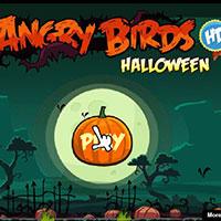 Гра Angry Birds 2 (Гра Злі Птахи 2) - Angry Birds з гарбузами