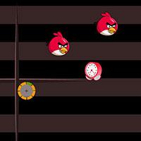 Гра Стрілялка Angry Birds: грай безкоштовно онлайн!