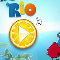 Гра Angry Birds Ріо