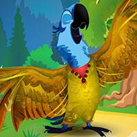 Гра Створи своїх пташок Ріо!!