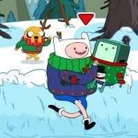 Гра Час Пригод: Снігова погоня!!