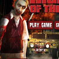 Гра Гонки зомбі: Тисни зомбі в лісі!!