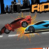 Гра Міські гонки: знайти і знищити!