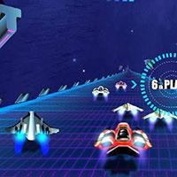 Гра Космічна гонка: Зоряна траса!