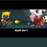 Гра Стрілялка зомбі: З дробовиком проти зомбі!!