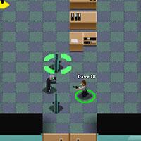 Гра Офісний апокаліпсис: зараження коте-зомбі!!