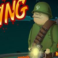 Гра Гонитва на мотоциклі за зомбі: грай безкоштовно онлайн!!