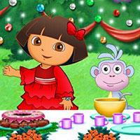 Гра Даша Слідопит: Новий рік!!